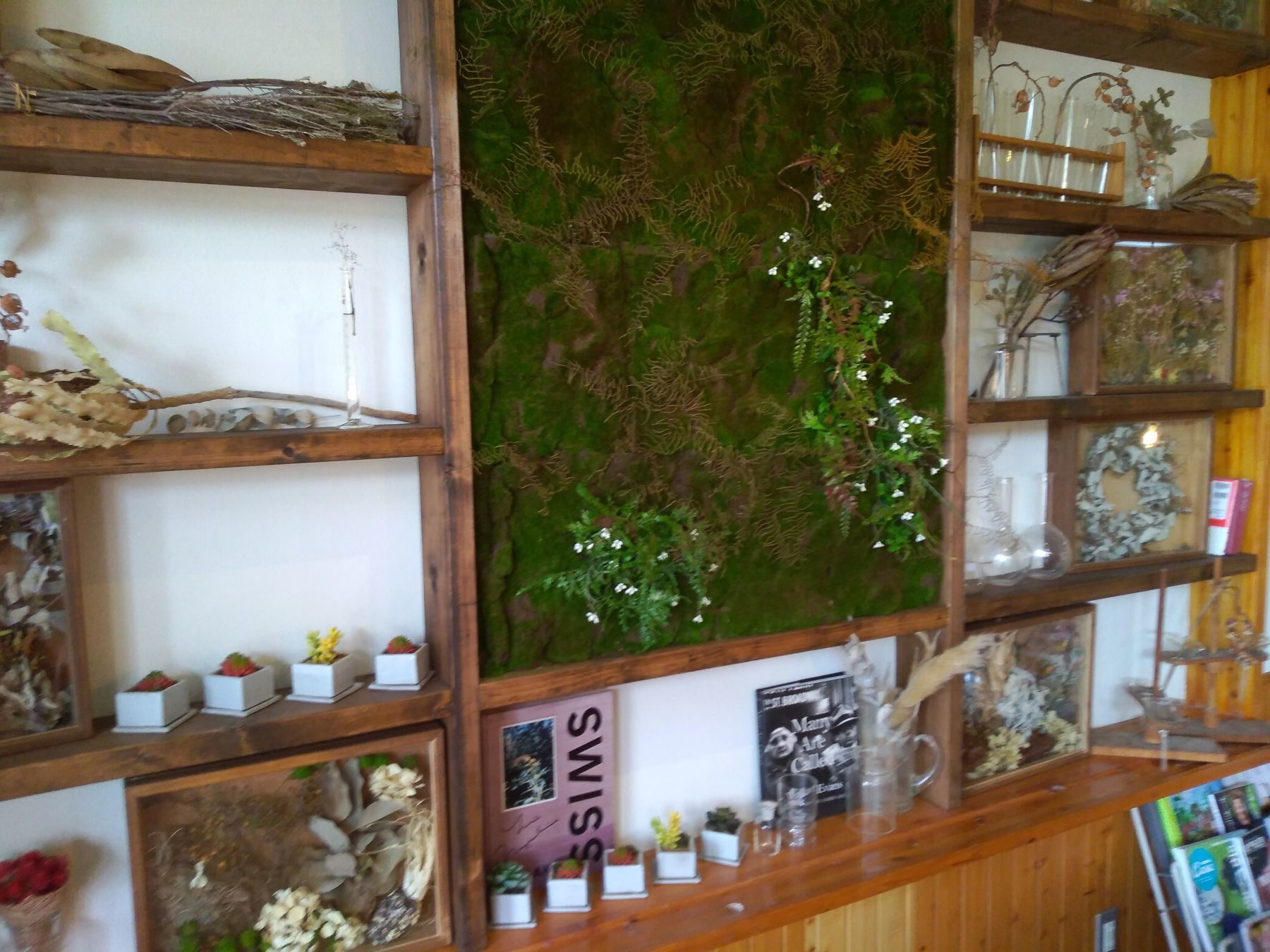 森のナノカフェ